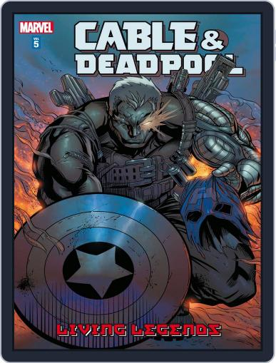 Cable & Deadpool (Digital) November 29th, 2012 Issue Cover
