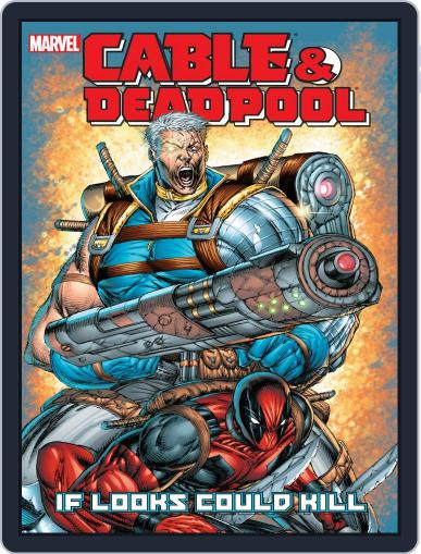 Cable & Deadpool (Digital) October 6th, 2011 Issue Cover