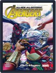 All-New, All-Different Avengers (2015-2016) (Digital) Subscription September 28th, 2016 Issue