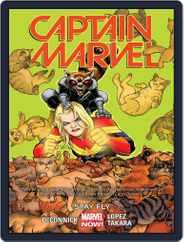 Captain Marvel (2014-2015) (Digital) Subscription April 8th, 2015 Issue