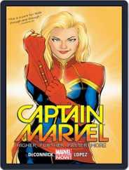 Captain Marvel (2014-2015) (Digital) Subscription October 8th, 2014 Issue