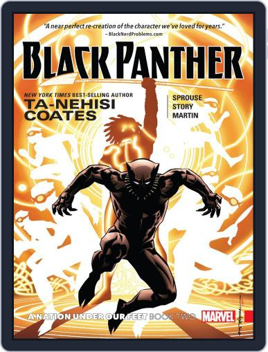 Black Panther (2016-2018) (Digital) January 11th, 2017 Issue Cover