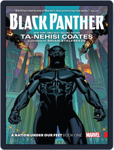 Black Panther (2016-2018) (Digital) August 31st, 2016 Issue Cover