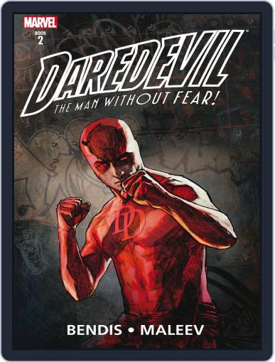 Daredevil (1998-2011) (Digital) March 7th, 2013 Issue Cover