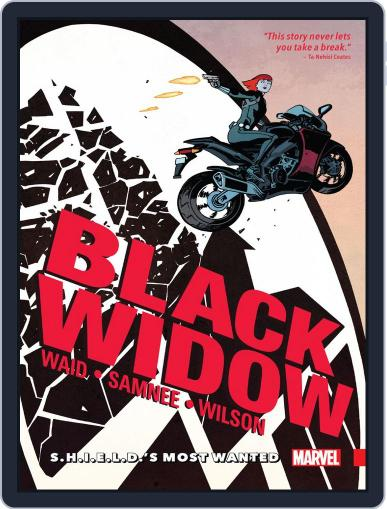 Black Widow (2016-2017) October 26th, 2016 Digital Back Issue Cover
