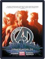 New Avengers (2013-2015) (Digital) Subscription June 25th, 2014 Issue