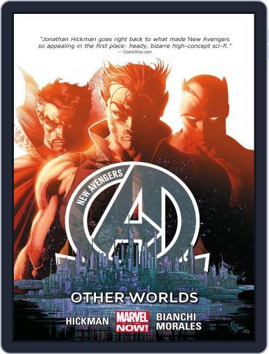 New Avengers (2013-2015) (Digital) June 25th, 2014 Issue Cover