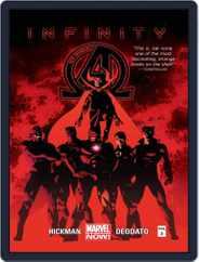 New Avengers (2013-2015) (Digital) Subscription December 31st, 2013 Issue