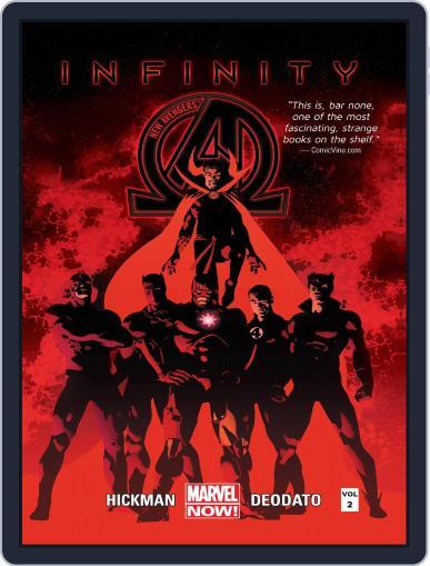 New Avengers (2013-2015) (Digital) December 31st, 2013 Issue Cover
