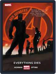 New Avengers (2013-2015) (Digital) Subscription July 3rd, 2013 Issue