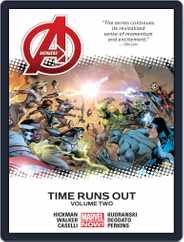 Avengers: Time Runs Out (Digital) Subscription February 25th, 2015 Issue