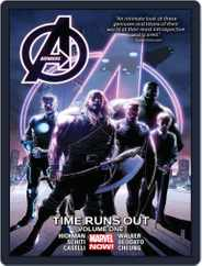 Avengers: Time Runs Out (Digital) Subscription January 14th, 2015 Issue