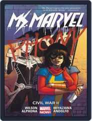 Ms. Marvel (2014-2015) (Digital) Subscription December 14th, 2016 Issue