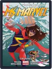 Ms. Marvel (2014-2015) (Digital) Subscription June 10th, 2015 Issue