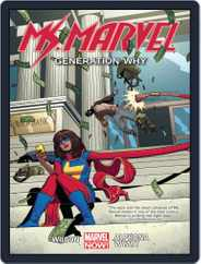 Ms. Marvel (2014-2015) (Digital) Subscription March 18th, 2015 Issue