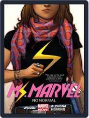 Ms. Marvel (2014-2015) (Digital) Subscription October 15th, 2014 Issue