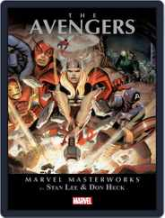 Avengers (1963-1996) (Digital) Subscription August 29th, 2013 Issue
