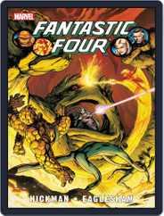 Fantastic Four (1998-2012) (Digital) Subscription December 15th, 2011 Issue
