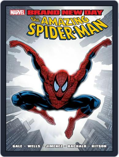 Amazing Spider-Man (1999-2013) (Digital) November 23rd, 2011 Issue Cover