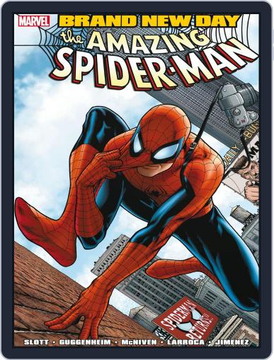 Amazing Spider-Man (1999-2013) (Digital) October 20th, 2011 Issue Cover