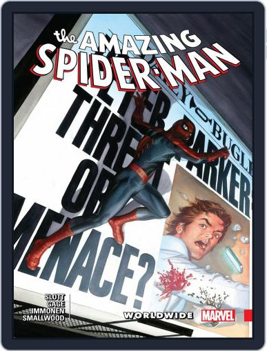 Amazing Spider-Man (2014-2015) (Digital) January 24th, 2018 Issue Cover