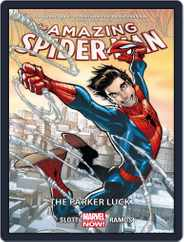 Amazing Spider-Man (2014-2015) (Digital) Subscription October 15th, 2014 Issue