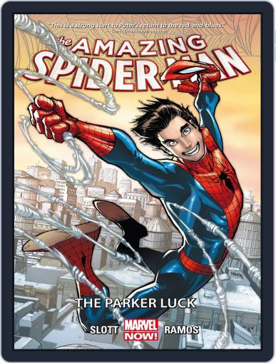 Amazing Spider-Man (2014-2015) (Digital) October 15th, 2014 Issue Cover