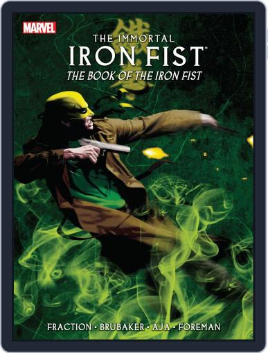 Immortal Iron Fist (2006-2009) February 21st, 2013 Digital Back Issue Cover