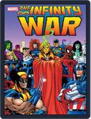 Infinity War (Digital) Subscription November 8th, 2012 Issue