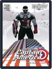 Captain America: Sam Wilson (2015-2017) (Digital) Subscription January 11th, 2017 Issue