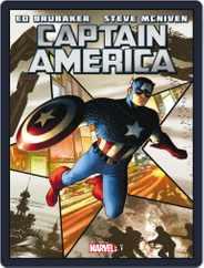 Captain America (2011-2012) (Digital) Subscription February 7th, 2013 Issue