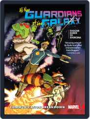 All-New Guardians Of The Galaxy (2017-2018) (Digital) Subscription November 22nd, 2017 Issue