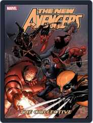 New Avengers (2004-2010) (Digital) Subscription December 22nd, 2011 Issue