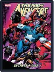 New Avengers (2004-2010) (Digital) Subscription November 23rd, 2011 Issue