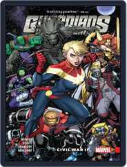 Guardians of the Galaxy (2015-2017) (Digital) Subscription February 15th, 2017 Issue