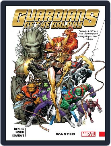 Guardians of the Galaxy (2015-2017) November 23rd, 2016 Digital Back Issue Cover