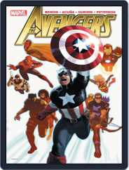 New Avengers (2010-2012) (Digital) Subscription April 18th, 2013 Issue