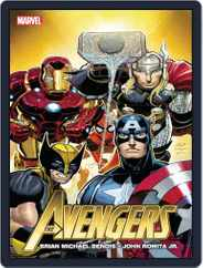 New Avengers (2010-2012) (Digital) Subscription March 29th, 2012 Issue