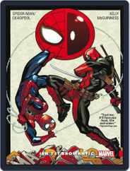 Spider-Man/Deadpool (2016-) (Digital) Subscription August 31st, 2016 Issue