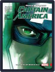 Captain America: Steve Rogers (2016-2017) (Digital) Subscription April 12th, 2017 Issue