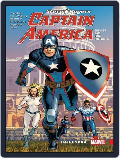 Captain America: Steve Rogers (2016-2017) (Digital) December 7th, 2016 Issue Cover