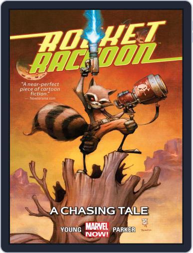 Rocket Raccoon (2014-2015) (Digital) February 11th, 2015 Issue Cover
