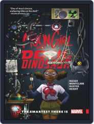 Moon Girl and Devil Dinosaur (2015-) (Digital) Subscription June 28th, 2017 Issue