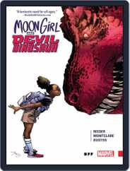 Moon Girl and Devil Dinosaur (2015-) (Digital) Subscription June 22nd, 2016 Issue