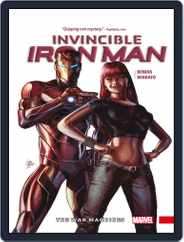 Invincible Iron Man (2015-2016) (Digital) Subscription August 31st, 2016 Issue
