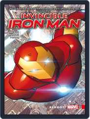 Invincible Iron Man (2015-2016) (Digital) Subscription April 6th, 2016 Issue
