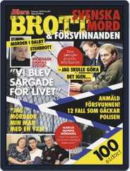 Brott, mord och mysterier (Digital) Subscription July 18th, 2019 Issue