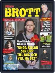 Brott, mord och mysterier (Digital) Subscription June 13th, 2017 Issue
