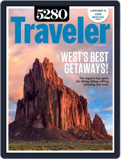 5280 Traveler June 15th, 2018 Digital Back Issue Cover
