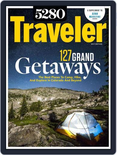 5280 Traveler June 16th, 2017 Digital Back Issue Cover